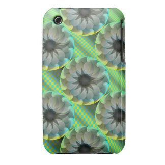 Spiral Shark iPhone 3 Case