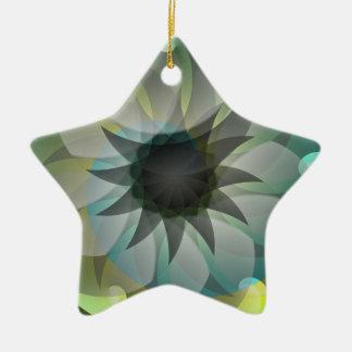 Spiral Shark Ornament
