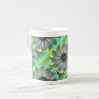 Spiral Shark Tea Cup