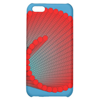 spiral-shell case for iPhone 5C