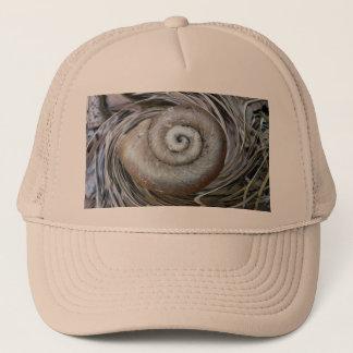 Spiral Shell Hat