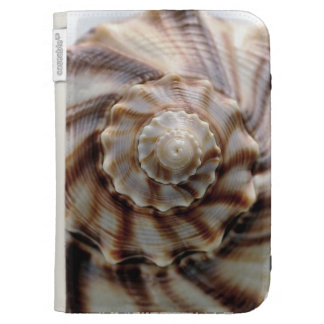 Spiral Shell Kindle Keyboard Cases