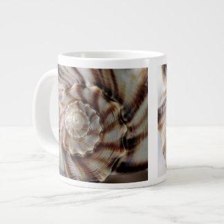 Spiral Shell Large Coffee Mug