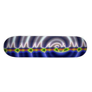 Spiral Custom Skate Board