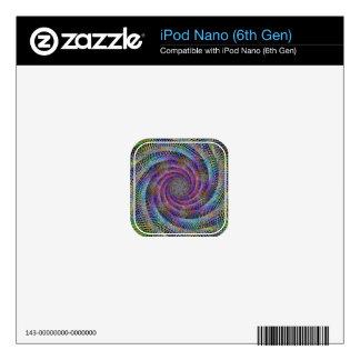 Spiral Skin For iPod Nano 6G
