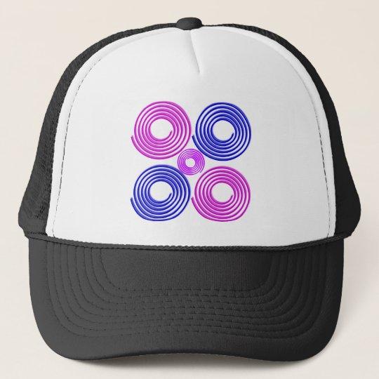 Spiral Speakers Trucker Hat