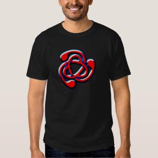 Spiral spiral form spiral shape T-Shirt