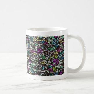 Spiral Splash Coffee Mug