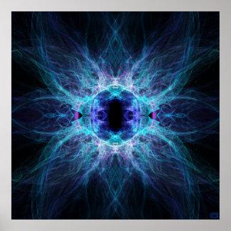 Spiral Stargate Poster