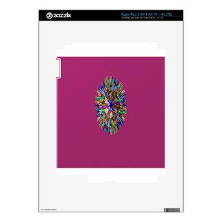 spiral stix decals for iPad 3