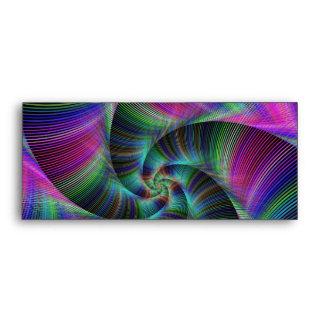 Spiral tentacles envelopes