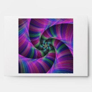 Spiral tentacles envelope