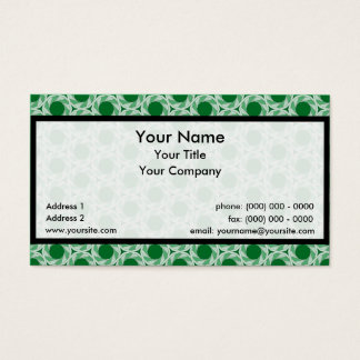 Spiral Tessellation 312C Sm Any Color Business Car Business Card