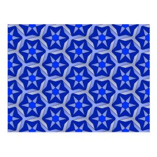 Spiral Tessellation 312D Lg Any Color Postcard
