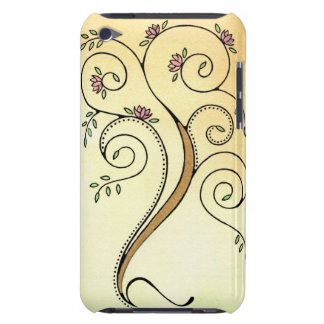 Spiral Tree iPod Speck Case Case-Mate iPod Touch Case
