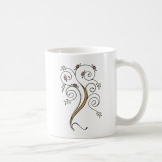 Spiral Tree Mug