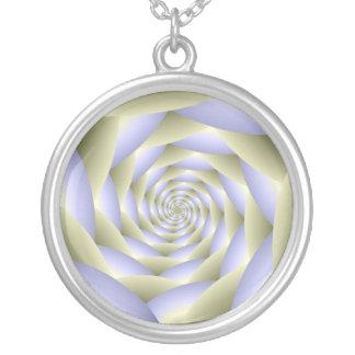 Spiral Tunnel Necklace