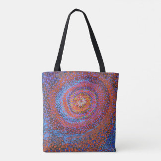 Spiral vortex - Abstract Totebag Tote Bag