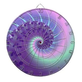 Spiral Wave Fractal Dartboard
