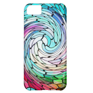 Spiral Wave Graphite Abstract Antique Junk Style F iPhone 5C Covers