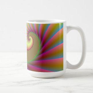 Spiral Wave Mug