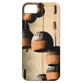 Spiraled Clay Wind Chimes Still Life iPhone 5 Cases