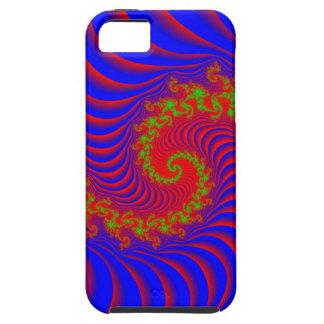 Spiraling Fractal iPhone 5 case