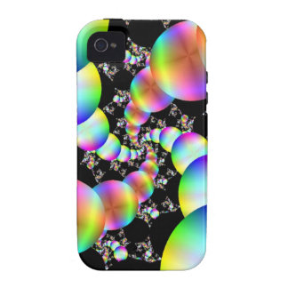 Spiraling Inwards iPhone 4 Cases