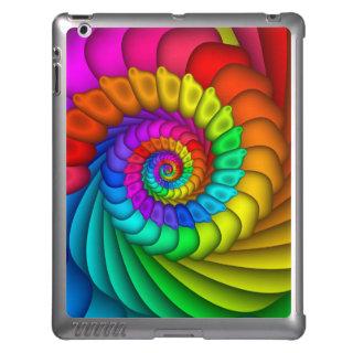 Spiraling Joy Fractal Skinit LeNu iPad Case