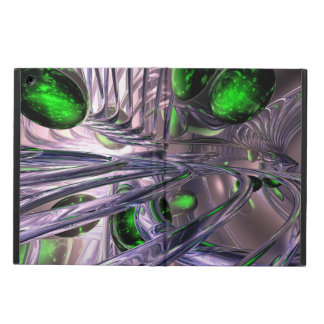 Spiraling out of Control Abstract Cover For iPad Air