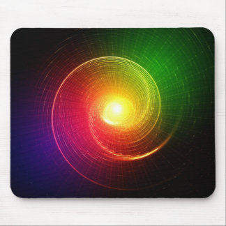 Spiralize Mouse Pad