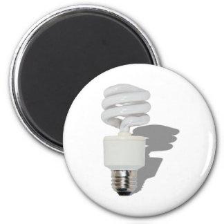 SpiralLightbulb062210Shadows 2 Inch Round Magnet