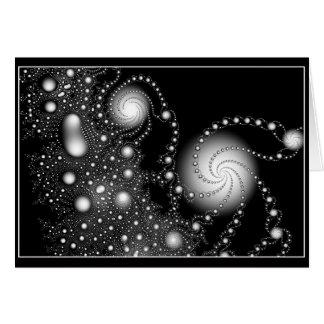 spirallyglobular greeting card