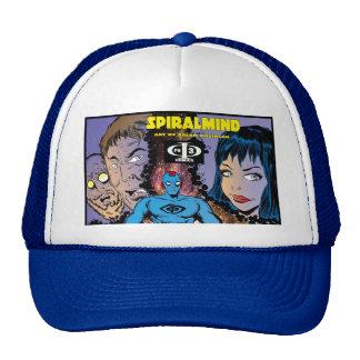 SPIRALMIND hat design1