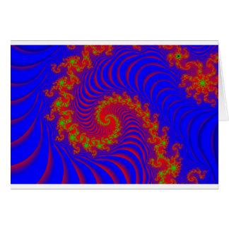 Spirals Card