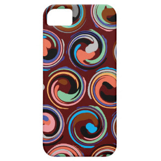 Spirals iPhone SE/5/5S Barely There Case