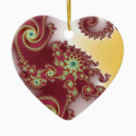 Spiraly Goodnes Ceramic Ornament