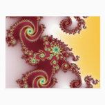 Spiraly Goodnes Postcard