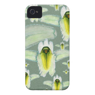 Spiranthes spiralis iPhone 4 case