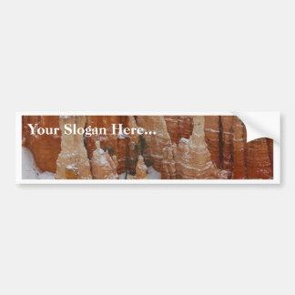 Spire In Bryce Canyon Bumper Sticker