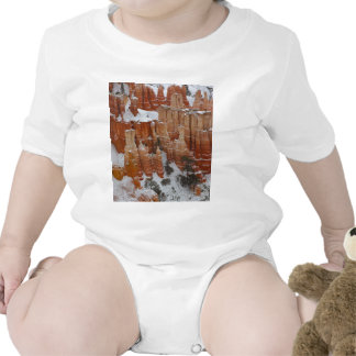 Spire In Bryce Canyon Tees