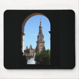 Spire Mouse Pad