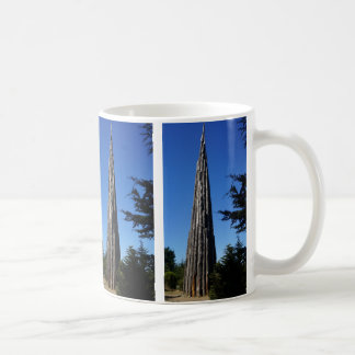 Spire – San Francisco, California Mug