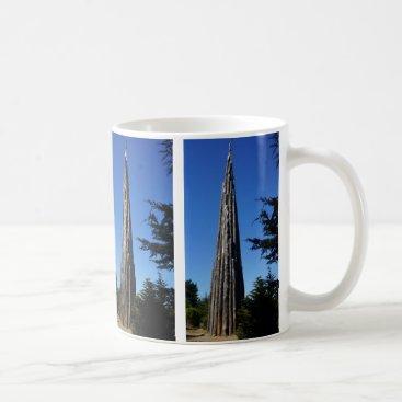 Beach Themed Spire – San Francisco, California Mug