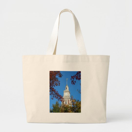 Spire View Large Tote Bag