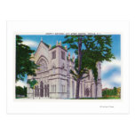 Spireless View of St. Joseph's Cathedral Post Card