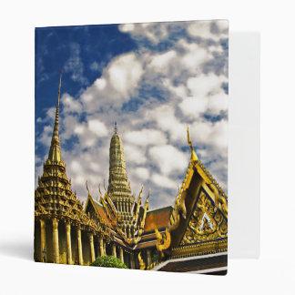 Spires of Wat Phra Kaew Binder