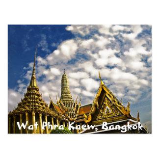 Spires of Wat Phra Kaew Post Cards