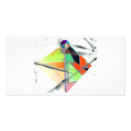 Spires & Prisms Custom Photo Card