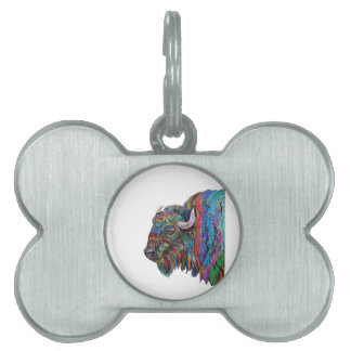 SPIRIT AND COLORS PET TAG